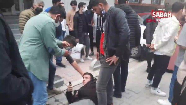 İstanbul Esenyurt'ta taciz iddiasına mahalleliden feci dayak