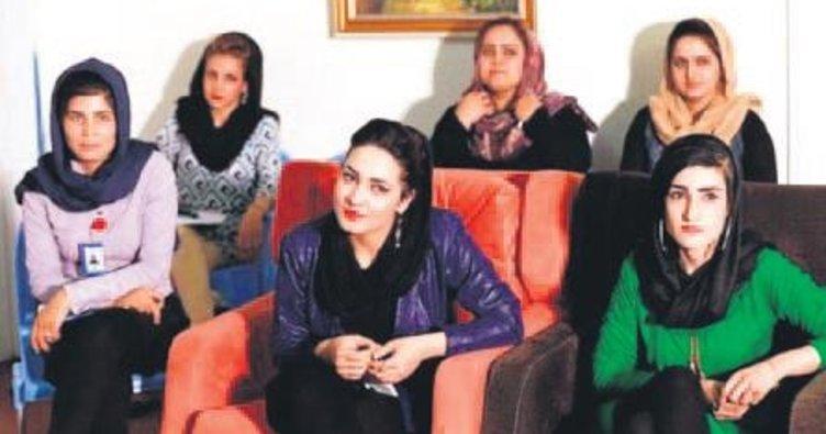 Afganistan'da ilk kadın TV kanalı