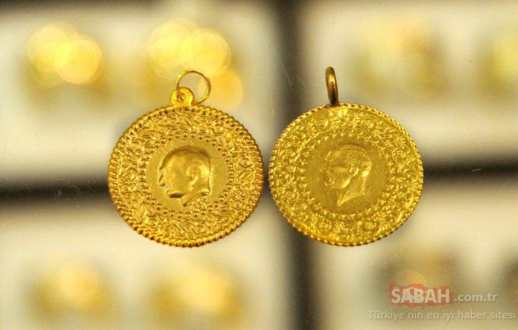 Son Dakika | Altın fiyatları ne kadar oldu? Çeyrek altın Cumhuriyet altın fiyatları 29 Ağustos