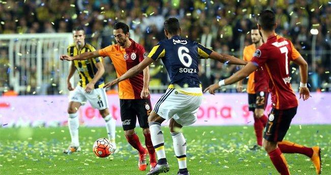 Fenerbahçe-Galatasaray maçı ne zaman, saat kaçta?