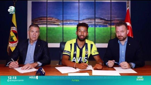 Fenerbahçe Nazım Sangare'yi duyurdu