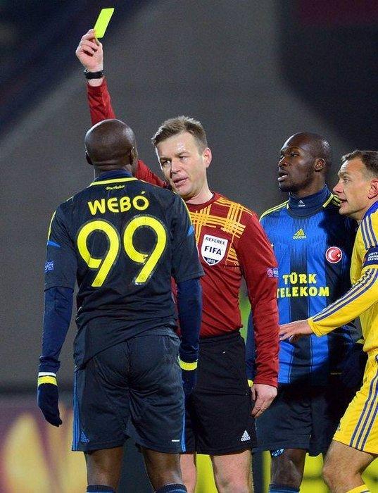 BATE Borisov - Fenerbahçe