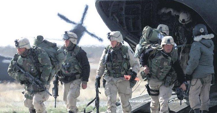Durum odasında Afganistan fırtınası