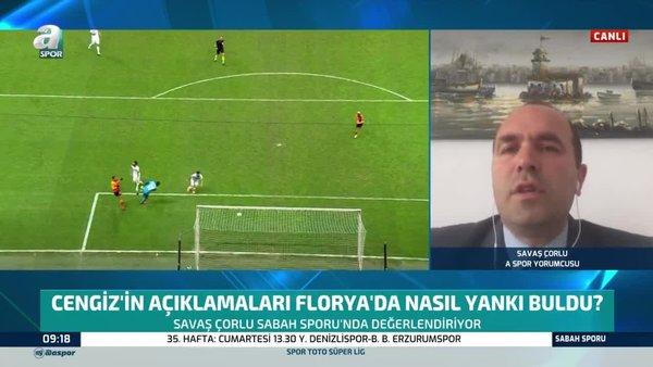 Son dakika! Mustafa Cengiz'in açıklamalarından sonra Arda Turan'dan flaş tepki! Fatih Terim araya girdi   Video