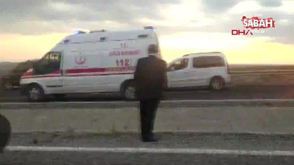 Son dakika: Diyarbakır'da korkunç kaza! 2'si çocuk 5 kişi hayatını kaybetti...   Video