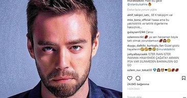 Ünlülerin Instagram paylaşımları (03.12.2017)