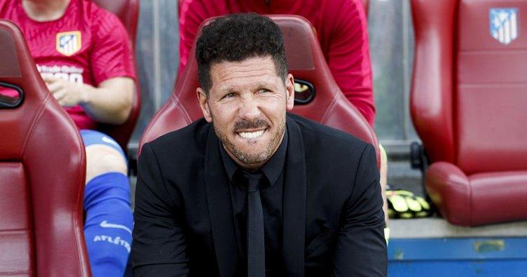 CAS, Atletico Madrid'in transfer yasağını onadı!