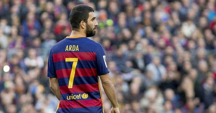 Arda Turan'dan Barcelona'ya veda