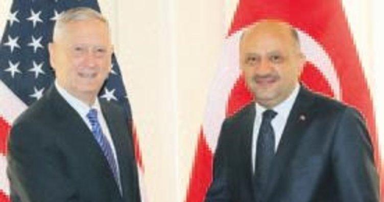 Mattis: YPG ile ilişkimiz zorunluluktan ve geçici