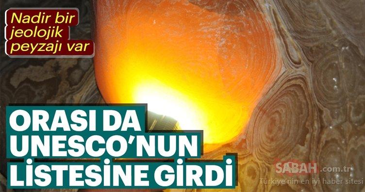 Ballıca Mağarası UNESCO Dünya Mirası listesine girdi