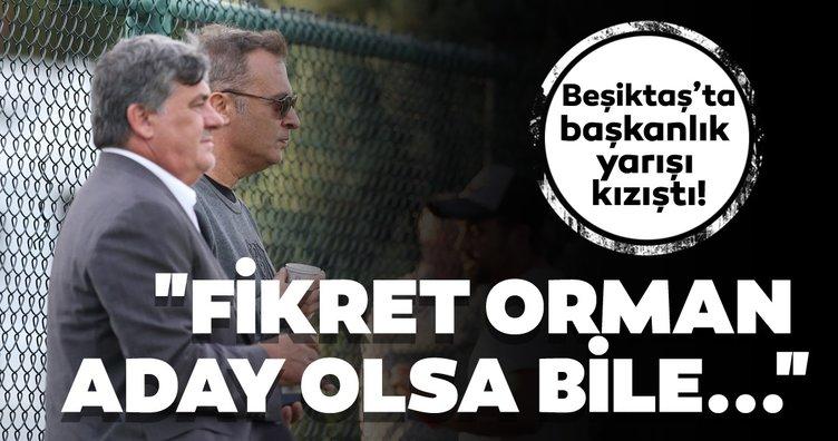 Beşiktaş'ta adaylık yarışı kızışıyor! Çebi ve Adalı...