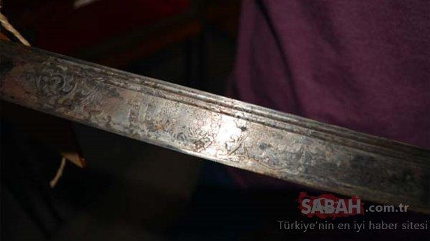 190 kişiyi kesen Cezalı Rus Kılıcı!