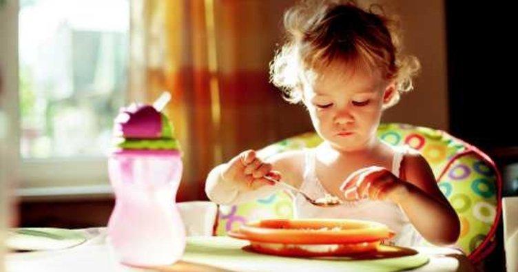 Bebeklikten ergenliğe sağlıklı beslenme...