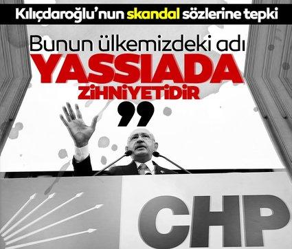 Ömer Çelik'ten Kılıçdaroğlu'nun skandal sözlerine tepki! Bunun ülkemizdeki adı Yassıada zihniyetidir
