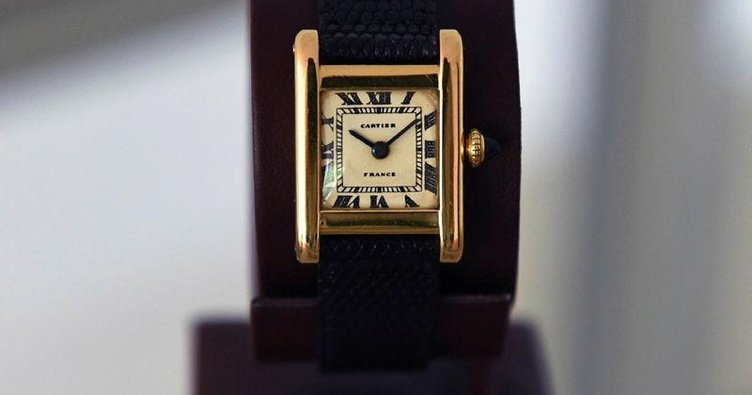 Jackie'nin saati 1.3 milyon lira