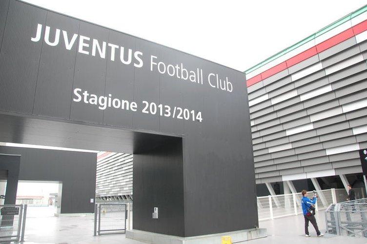 Juventus'un yeni futbol mabedi