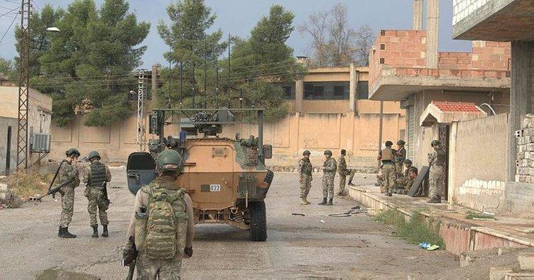 Rasulayn'da yakalanan 10 YPG'li terörist tutuklandı