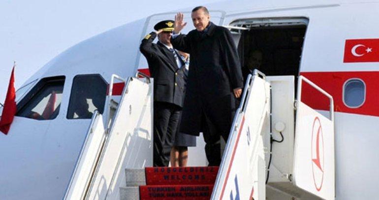 Cumhurbaşkanı Erdoğan Sudan'a geldi