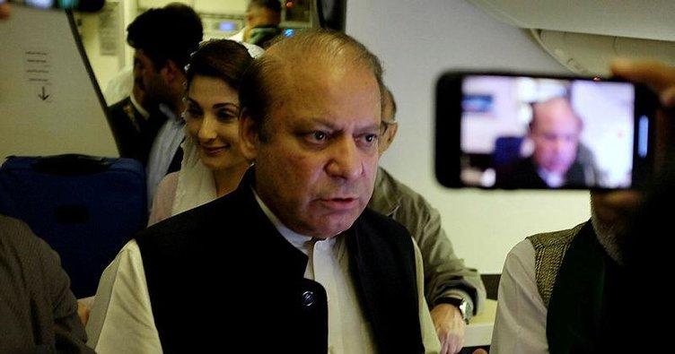 Pakistan eski Başbakanı Nawaz Sharif ve kızı tutuklandı