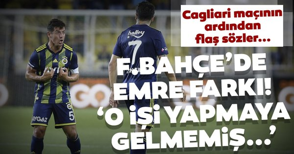 Gürcan Bilgiç, Fenerbahçe-Cagliari maçını yorumladı
