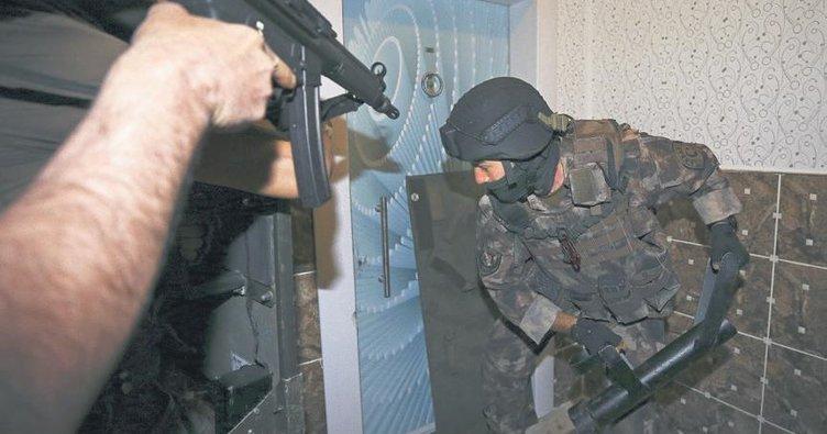 Uyuşturucu çetesine 'Kalkan' operasyonu