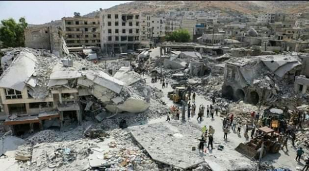 Suriye'de Rus yalanları