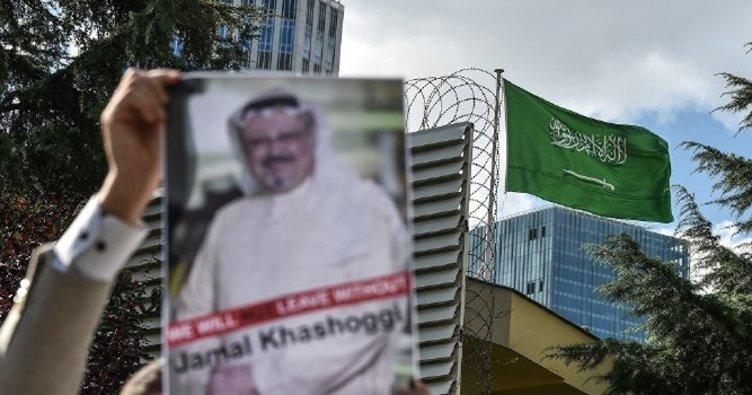 Suudi Arabistan Başkonsolosluğundan Cemal Kaşıkçı açıklaması