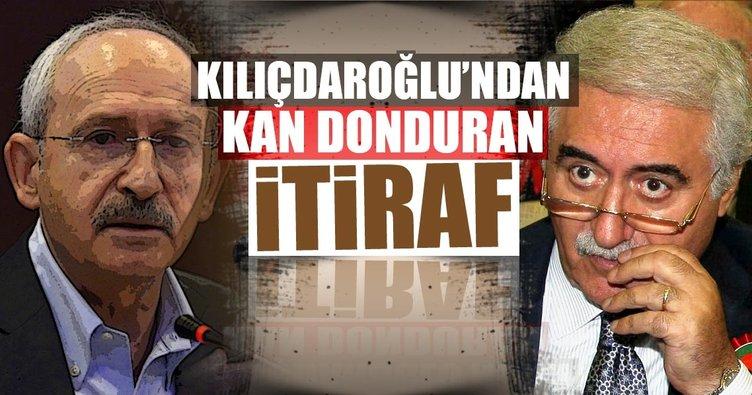 Kılıçdaroğlu'nun kan donduran itirafı!