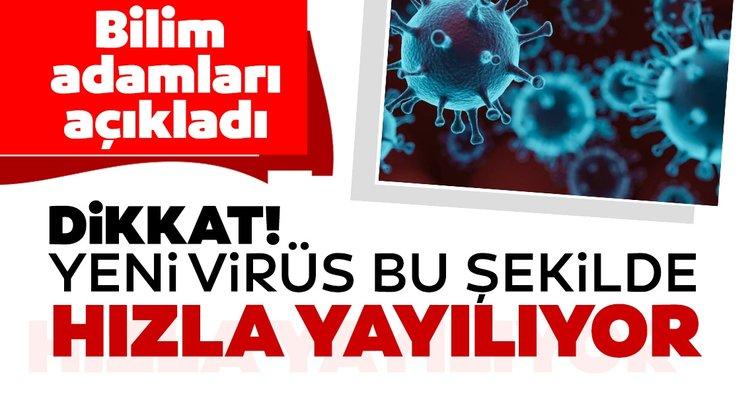 Son dakika haber: Corona mutasyonu sonrası oluşan yeni virüs bu şekilde hızla yayılıyor! Bilim adamları açıkladı