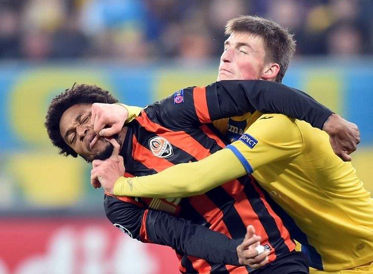 Galatasaray Luiz Adriano transferini bitirdi