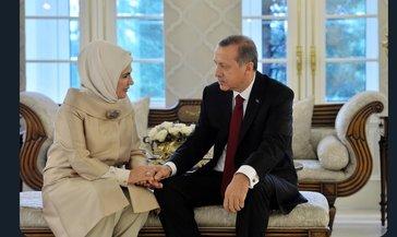 Emine Erdoğan'ın paylaşımına rekor beğeni