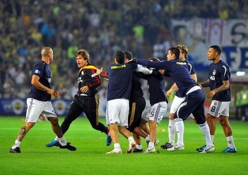 Spor Gündeminden Başlıklar 26/10/2009