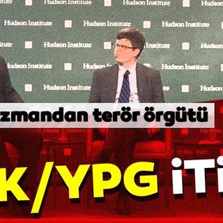 ABD'li uzman PYD/PKK ile işbirliği itirafı