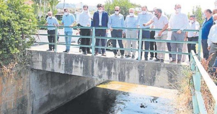 Feyezan kanalı ve çevresi daha modern olacak