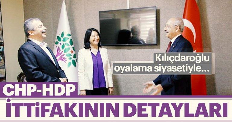 CHP'nin HDP ile ittifak sırrı