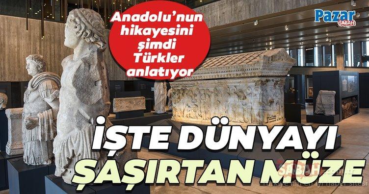 Anadolu'nun hikayesini şimdi Türkler anlatıyor