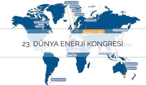 Dünya Enerji Zirvesi ile 4 günde çok şey değişecek