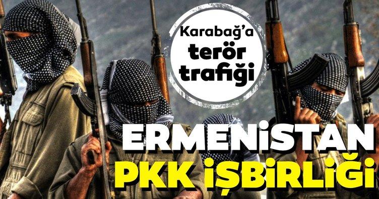 Ermenistan PKK işbirliği! Karabağ için kirli plan