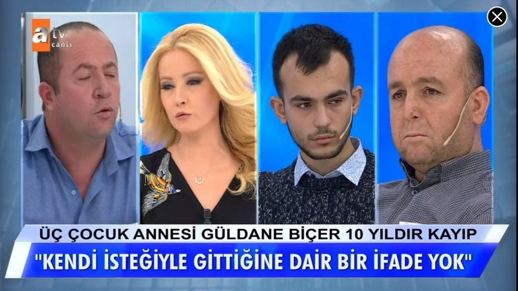 Son dakika haberi: Müge Anlı'da Güldane Biçer bulundu mu? Canlı yayında  flaş gelişme! - Son Dakika Haberler