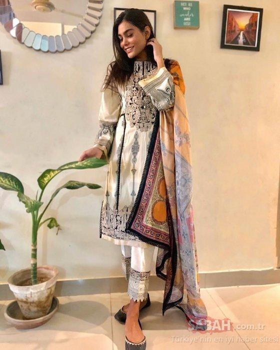 Pakistan'da düşen uçakta dünyaca ünlü model Zara Abid de vardı! Zara Abid'in ismi uçağın yolcu listesinde yer alıyor...