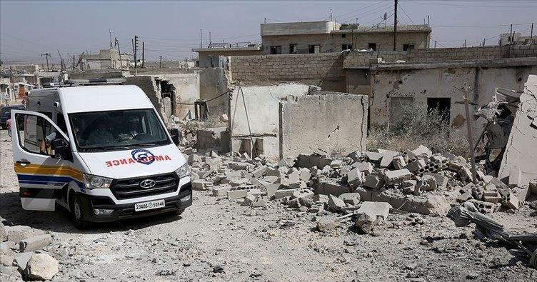 Esed rejimi ve Rusya'nın İdlib'e saldırıları sürüyor