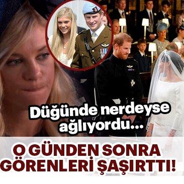 Düğünde nerdeyse ağlıyordu...O günden sonra görenleri şaşırttı!