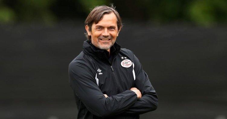 Phillip Cocu Fenerbahçe'nin yeni hocası oldu! PSV'den de açıklama geldi