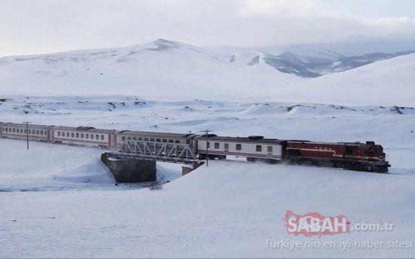 Turistik Doğu Ekspresi'nin biletleri satışa sunuldu