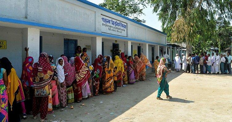 Hindistan'daki parlamento seçimleri