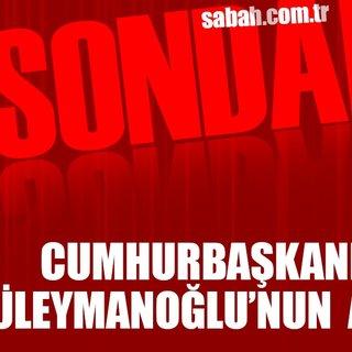 Cumhurbaşkanı Erdoğan Naim Süleymanoğlu`nun ailesini aradı