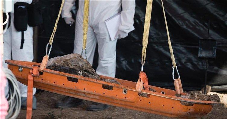 Meksika'da gizli mezarlarda 50 ceset bulundu