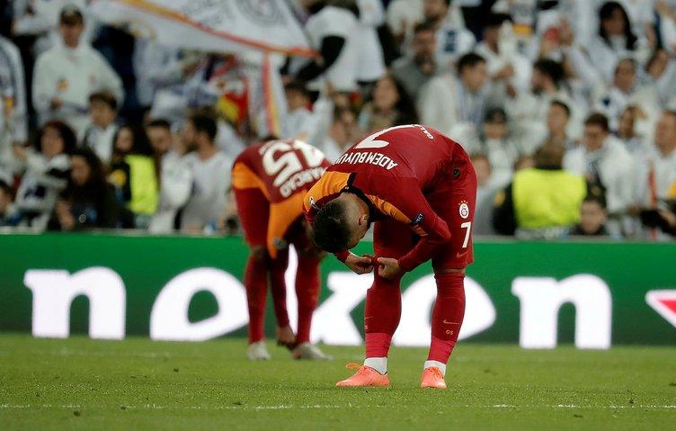 İşte Galatasaray'da gönderilecek oyuncular