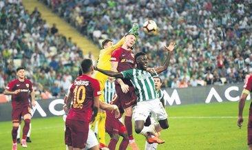 Bursa'da sessizlik