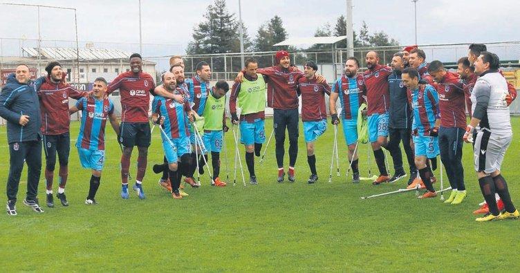 Trabzonspor'u direkler durdurdu